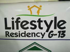 G13 lifestyle residency C category flat