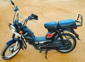 TVS XL Super Heavy Duty 70CC  2013 மாடல்