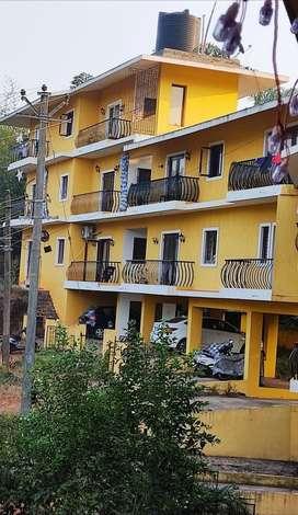 2 bhk Flat for rent in Sucurro porvorim goa