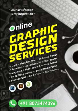 Freelance Graphic Designing Service