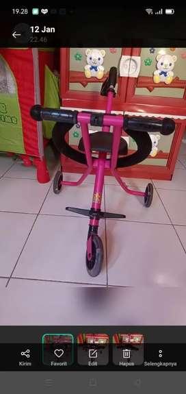 Jual stoler roda 3 yaa masih bagus layak pakai