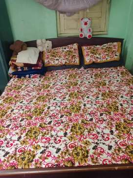 "Double bed 6""×6.5"""