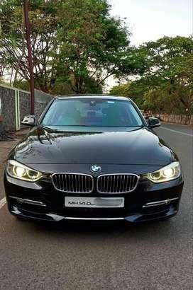 BMW 3 Series 2011-2015 320d Luxury Line, 2013, Diesel