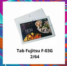 { READY GAN } Tablet Fujitsu F03G internal lega 64Giga