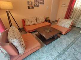 7 Seater Sofa Set with Centre Table at Unbelievable Price