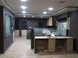 Furnished office for sale in c scheme