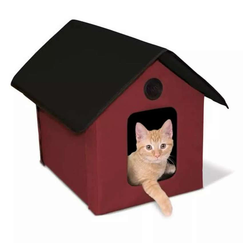 Wooden Cat house now Available in karachi Order now 0