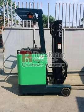 Forklift Listrik Toyota 3 Meter