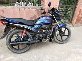 Hero honda passion pro for sale.Very good condition.Single handed.
