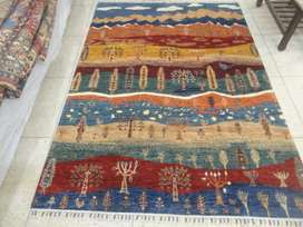 Fine Quality Pakistan Hand knotted Woolen New Carpets
