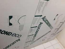 Dijual Murah Almunium Composite Panel merk ALUCOBOND