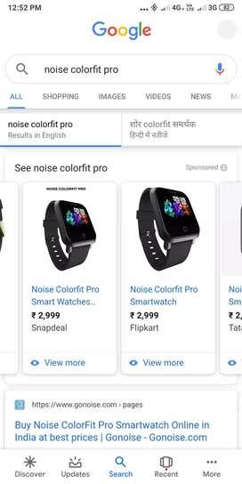 noise colorfit pro watch
