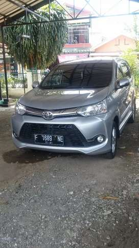 Avanza Veloz 2015 Automatic F kab Silver