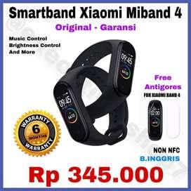 Smart Watch Xiaomi Miband 4 Mi Band 4 Original BEST SELLER Bergaransi