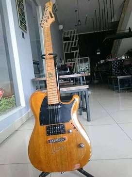 Gitar hardee hd-1 signature abdee slank normal langka