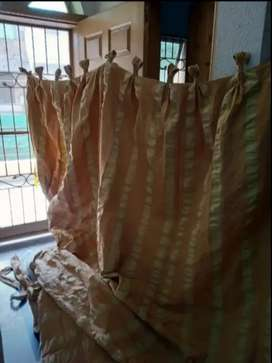 Curtains for sale in best condition