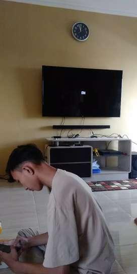 Bracket tv cocok dkamar ruangan,kamar tidur dll