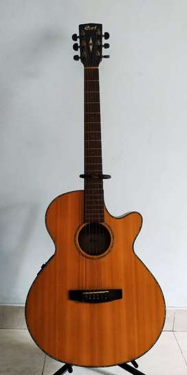 Gitar Akustik Elektrik Cort SFX E NS Ori