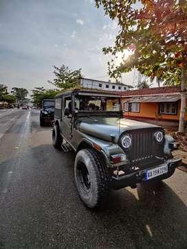 Mahindra Jeep 1999 Diesel, 2 wheel drive, Power Steering