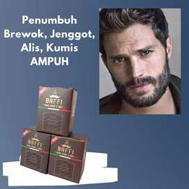 Baffi krim herbal ya penumbuh brewok