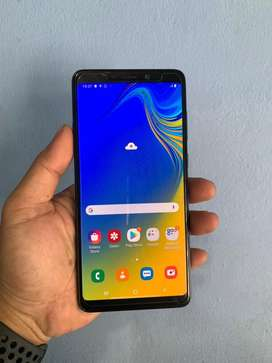 Samsung galaxy A9 ram 6/128GB garansi panjang