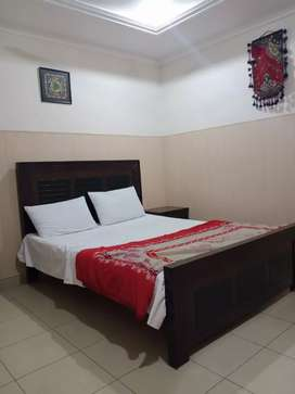 1 bed luxury apartment is for rent in Bahria town Rawalpindi /day