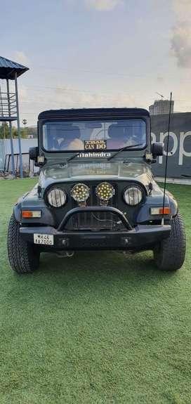 Mahindra Thar 2010-2015 DI 4X4, 2013, Diesel
