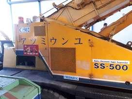 KATO SS500 2011