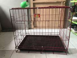 Kandang kucing/ Kelinci/ Anjing + Bonus