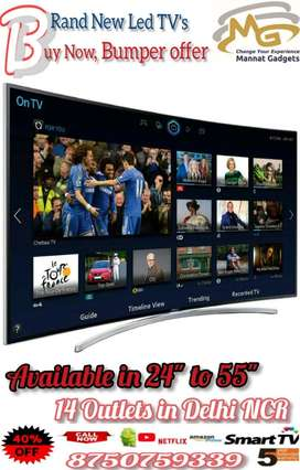 Latest Update Inbuilt 32'' Inch Full HD Led TV With WiFi
