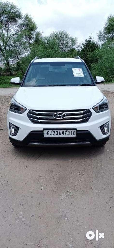 Hyundai Creta 1.6 SX (O), 2015, Petrol 0