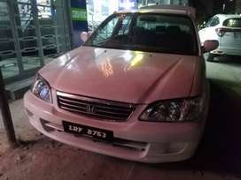 Honda CIty EXIS 2002 Model Army Officer Used