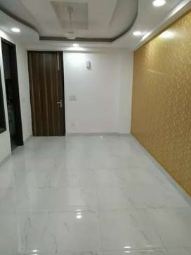 3 bhk builder floor located in saket modular kitchen