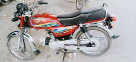 Zxmco model 2020 3month use bike in invoice lush new condition