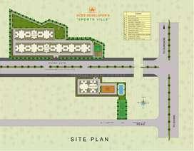 2bhk ready to move in flats near G. D. Goenka university gurgaon