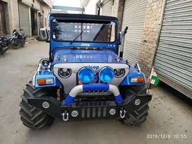 Harsh Jain motor_All type of Open modified Jeeps delivered all india
