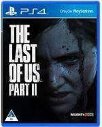PS4 Games - The Last of Us Part II