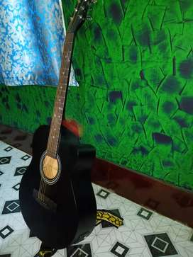 I want to sell my 4month old acoustic guiter