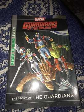 Guardians of galaxy level 2