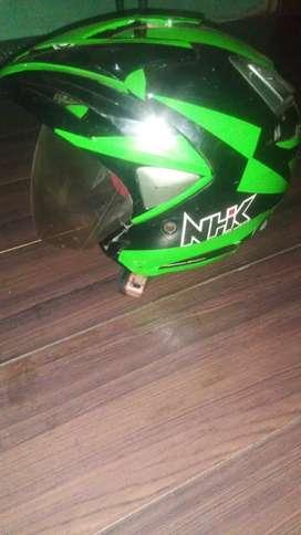 Jual helm NHK..sekalian sama motornya