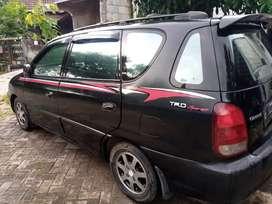 Dijual Kia Carens 2001 daerah Tangerang