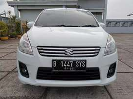 Suzuki Ertiga GX 2014 Automatic DP 32 juta