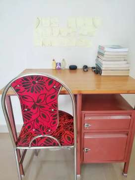Office/study table and chair (combo pack)  for sale