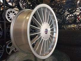 Jual beli velg berkualitas untuk mobil avanza R18x8 pcd 8x100/114.3