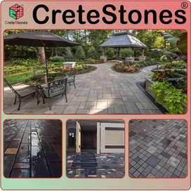 Outdoor Tiles Crete Stones CreteStones Pvt. Ltd