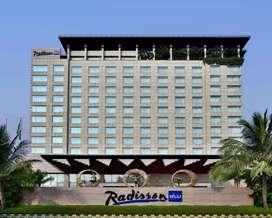 Weater job in five star hotel in Delhi