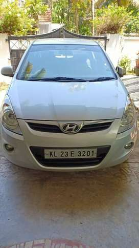 1 Hyundai i20 2011 Petrol 73000 Km Driven