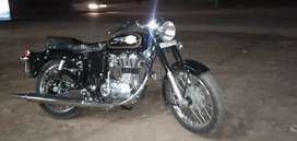 Royal Enfield std abs with disk barnala no first onwer