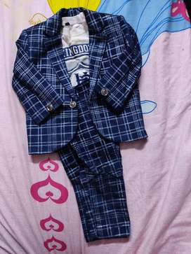 Expensive Birthday 2 Pc Suit for 1 yr old boy