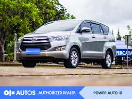 [OLXAutos] Toyota Kijang Innova 2016 V 2.0 Bensin M/T #Power Auto ID